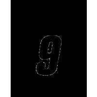 Glyph 618