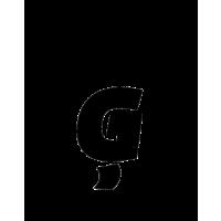 Glyph 386