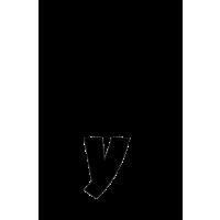 Glyph 545