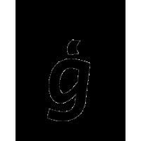 Glyph 235