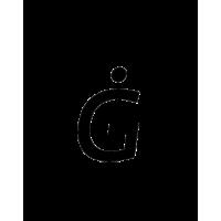 Glyph 387