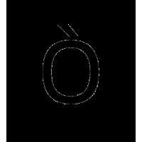 Glyph 116