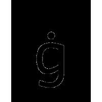Glyph 240