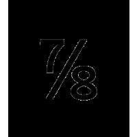 Glyph 772