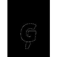 Glyph 391