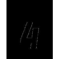 Glyph 585