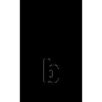 Glyph 430