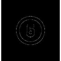 Glyph 819