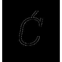 Glyph 18
