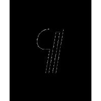 Glyph 389