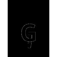 Glyph 418
