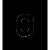 Glyph 38