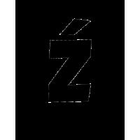 Glyph 252