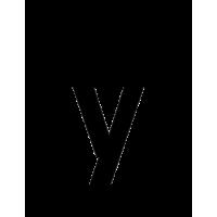 Glyph 154
