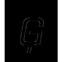 Glyph 65