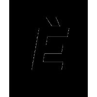 Glyph 60