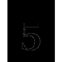 Glyph 534