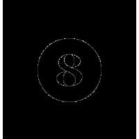 Glyph 945