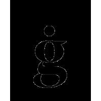 Glyph 196