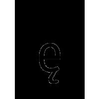 Glyph 237