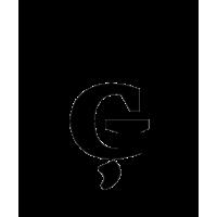 Glyph 325