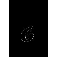 Glyph 708