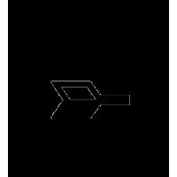 Glyph 822