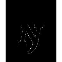 Glyph 291