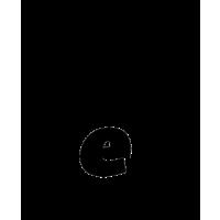 Glyph 438