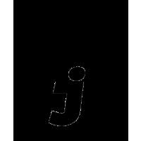 Glyph 443