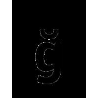 Glyph 251