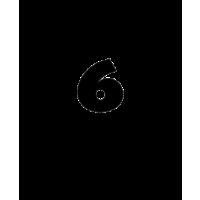 Glyph 646