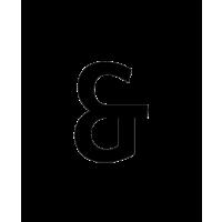 Glyph 595