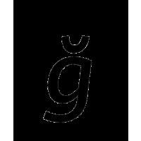 Glyph 205