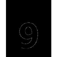Glyph 565