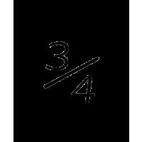 Glyph 663