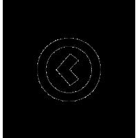 Glyph 1018