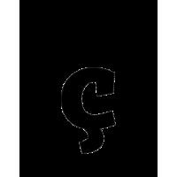 Glyph 366