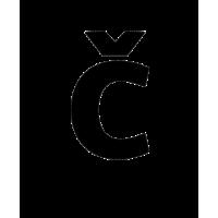 Glyph 58