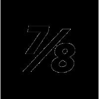 Glyph 756