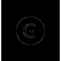 Glyph 1036