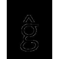 Glyph 239
