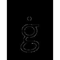 Glyph 241