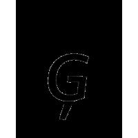 Glyph 388