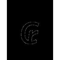 Glyph 589