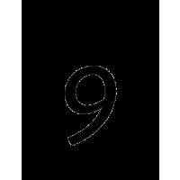 Glyph 610