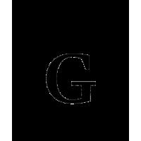 Glyph 266