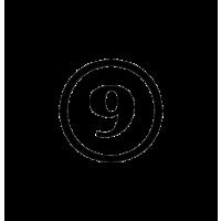 Glyph 796