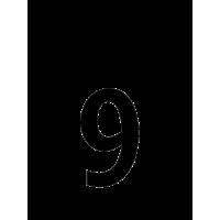 Glyph 555