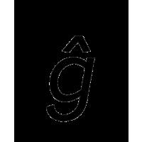 Glyph 227